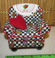 New ListingMary Engelbreit Collectible Pin Cushion Chair