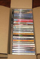 CD LOT, 30-pc of CD'S For $34.99, Free Shipping!