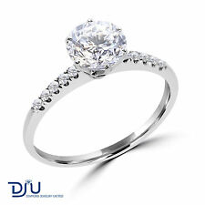 Diamond Engagement Fine Rings