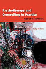 Psychotherapy and Counselling in Practice: A Narrative Framework-ExLibrary