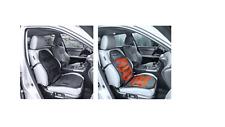 Health Mate Heated Back Seat Massage Chair Car Home Relax Van Stress Cushion