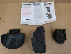 Safariland HK 7378 7TS ALS Right concealment holster with quick locking system