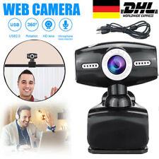HD 480P Webcam Kamera USB 2.0 Camera Mit Mikrofon für Computer Laptop Notebook
