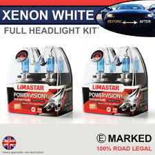 5 Series E60 03-10 Xenon White Upgrade Kit Headlight Dipped High Bulbs 6000k