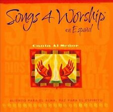 NEW SEALED Songs 4 Worship en Español Canta Al Señor By Various CD 2008, 2 DISCS