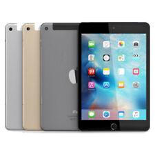 Apple iPad Mini 4 - 7.9in 16GB, 32GB, 64GB, 128GB - Wi-Fi + 4G - Various Colors