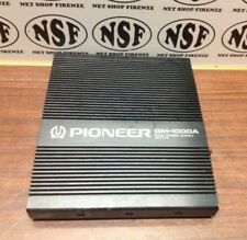 Amplificateur Pioneer GM1000A GM-1000A Pwm Power Supply 60W X 2 Amplifier Sound