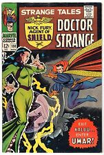 Strange Tales #150 with Dr. Strange & Nick Fury Agent of SHIELD, VF Condition'