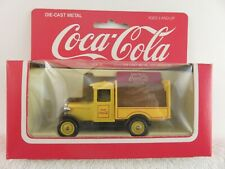 Die Cast Coca-Cola Delivery Truck - Made in England- New!