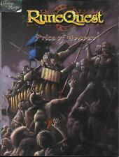 RUNEQUEST - Price of Honour *RPG*