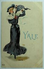 C.1910 YALE University Ullman Pennat Postcard P76