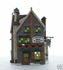 Department 56 Kingsford's Brew House 1993 #58114 Dickens' Village Collectible