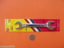 SPANNER OPEN END WRENCH 20mm x 22mm MADE IN JAPAN QUALITY FULLER PRO