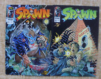Spawn, nº 31 y 32, 1996, Image, World Comics, Planeta DeAgostini, Todd McFarlane