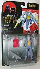 Adventures of Batman & Robin - Joker w/Machine Gun & Time Bomb - Kenner 1997
