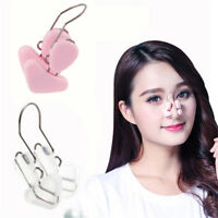 No Pain Nose Up Clip Bridge Lifting Shaping Shaper Clipper Beauty Straightening