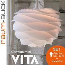 Leuchte Carmina Mini Vita weiß Deckenleuchte Lampe Hängeleuchte