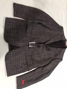 Isaia 2020 wool/silk/cashmere sport coat. 50/40. $3750