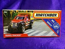 Matchbox Power Grabs Travel Tracker Mbx Service 20/20 Boxed Diecast New Release