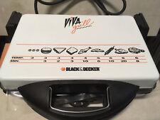Bistecchiera Elettrica Multifunzione Black & Decker VIVAGRILL GM18