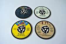 ELO Singles Collection 45 Great New Drinks COASTER Set