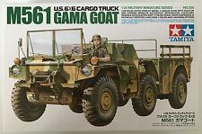 TAMIYA 35330 M561 GAMA GOAT U.S. 6x6 CARGO TRUCK 1/35 Kit Modello Nuovo Con Scatola