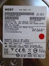 HGST hua723030ala640 | pn: 0f12456 | MLC: mrka 10 | jul-2013 | 3 to