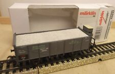 MÄRKLIN H0 46037 Freight Car Glassworks Insider - Employee's Cars 2001 BOXED