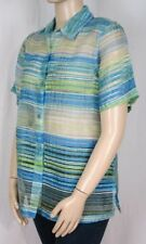 Millers Short Sleeve Machine Washable Striped Tops & Blouses for Women