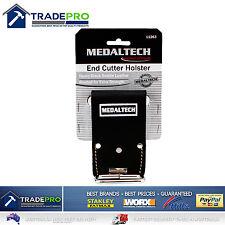 Leather Chisel End Cutter Tool Tape Holder Medaltech® Holster Nail Bag Tool Belt