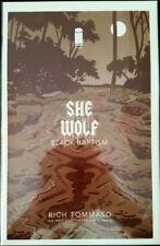 SHE WOLF #5 BLACK BAPTISM (2016 IMAGE Comics) ~ NM Comic Book