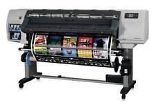 "HP L25500 42"" PRINTER PLOTTER CAR WRAP BANNER FLEXI RIP Z6100 L26500 LATEX INK"