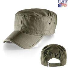 ATLANTIS Cappello ARMY cappellino OLIVA cap SOFT AIR
