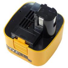12V Ni-MH Akku 3,3Ah für Panasonic EY 3502 EY 6101 EY6407 EY6803 EY 7271 EY 9231