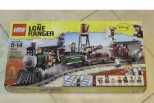 NEW BOX LEGO The Lone Ranger Constitution Train Chase by Disney 79111 NIB SEALED