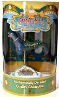 Disney CALIFORNIA ADVENTURE King Triton's Carousel of the Sea Blue Seal NIB c775