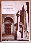 Forlì - Abbazia di S.Mercuriale [grande, b/n, viaggiata]