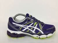 Asics Gel - Pulse 6 Purple Textile Sneaker Trainer T4A8N Women Siz UK 6 Eur 39.5