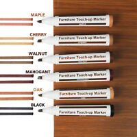6 Color Wood Furniture Touch-up Marker Pen Wax Scratch Filler Remover Repair Fix