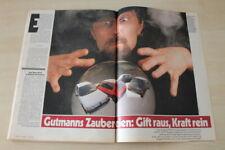 Auto Bild 15579) Peugeot 205 1.9 GTI Gutmann-Kat mit 128PS besser als...?