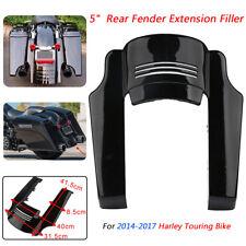 Rear Fender Extension Stretched Fillers Kotflügelverlängerung hinten Für Harley