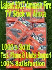 Amazon Fire TV STICK 2ND GEN QUAD CORE - ALEXA VOICE REMOTE -