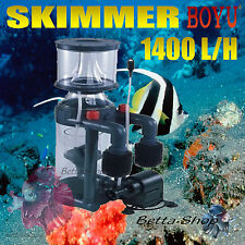 Protein skimmer Boyu Dt-2516 1400l/h separador urea acuario marino hasta 400l