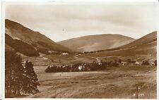 Scotland Postcard - Tyndrum - Real Photograph   DP867