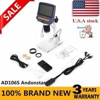 4.3'' AD106S Andonstar USB Digital Microscope HD Camera For SMD Soldering Repair