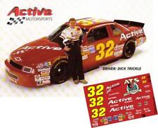 CD_1007 #32 Dick Trickle  Active Trucking  1990-92 Lumina  1:32 Scale Decals