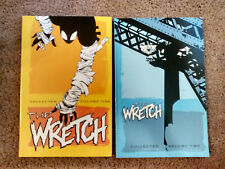The WRETCH Vol. 1: Everyday Doomsday & Vol. 2: Devil's Lullaby lot- Phil Hester