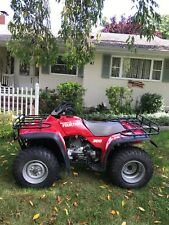1993 Honda Fourtrax 300 4x4 Low Use Nice