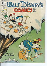 NB-001 - Walt Disney's Comics, # 128, 1951 Donald Duck Good Condition