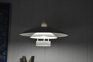 Leuchte lamp 60er danish modern pendler   denmark